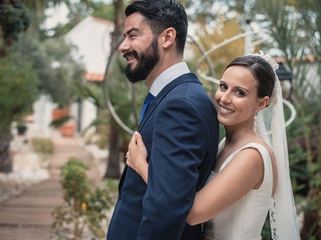 La boda de Fernando y Mamen en Cartagena, Murcia 93