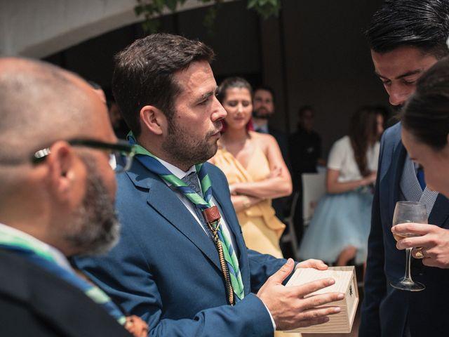 La boda de Fernando y Mamen en Cartagena, Murcia 105