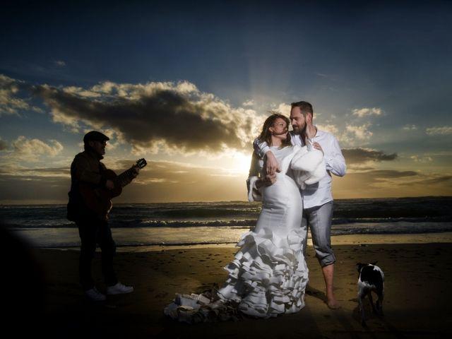 La boda de Lola y José