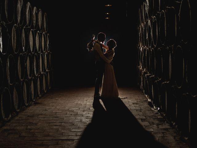 La boda de Marina y Alberto