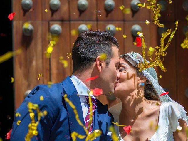 La boda de Javier  y Alicia en Cádiz, Cádiz 3
