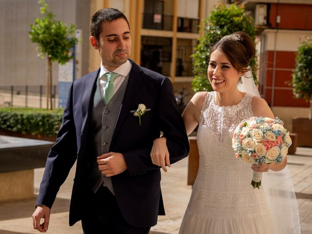 La boda de Emilio y Olga en Salobreña, Granada 21