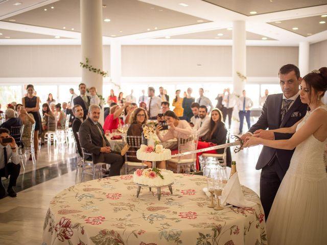 La boda de Emilio y Olga en Salobreña, Granada 33