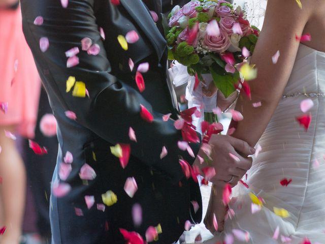 La boda de Fernando y Laura en Morata De Jalon, Zaragoza 1