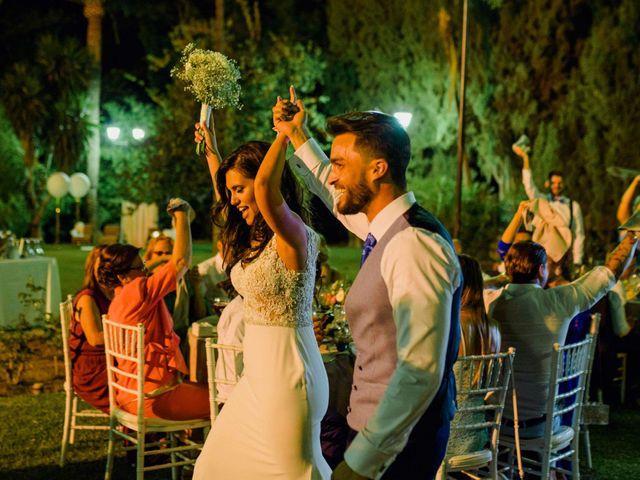 La boda de Estefanía y Miguel
