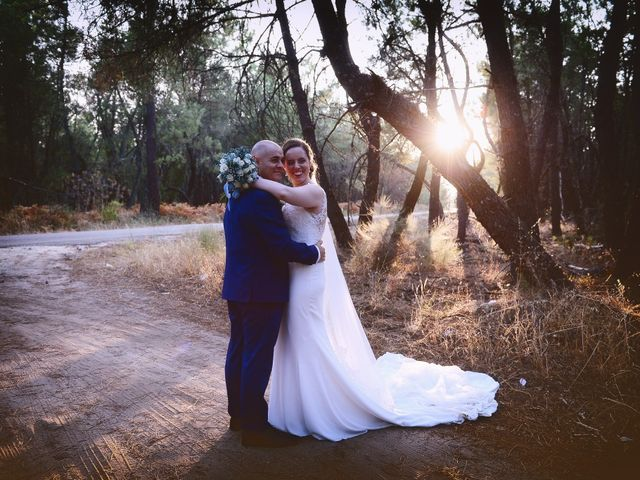 La boda de Pedro y Silvia