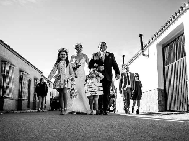 La boda de Yiyi y Patri en Los Palacios Y Villafranca, Sevilla 5