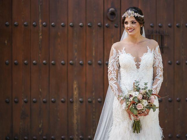 La boda de Yiyi y Patri en Los Palacios Y Villafranca, Sevilla 9