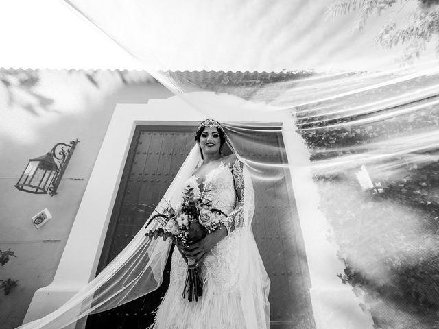 La boda de Yiyi y Patri en Los Palacios Y Villafranca, Sevilla 10