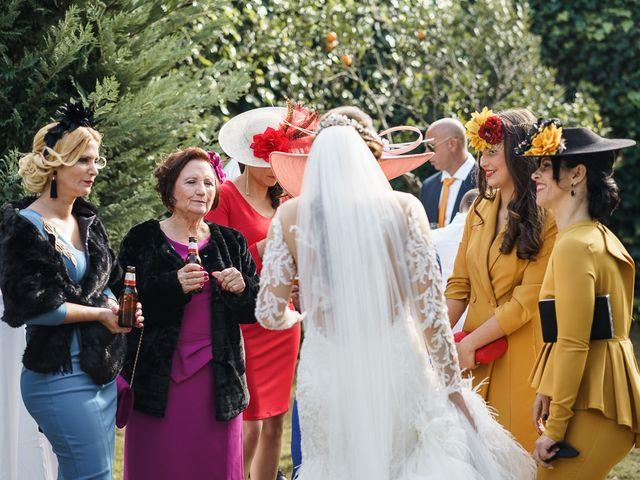 La boda de Yiyi y Patri en Los Palacios Y Villafranca, Sevilla 11