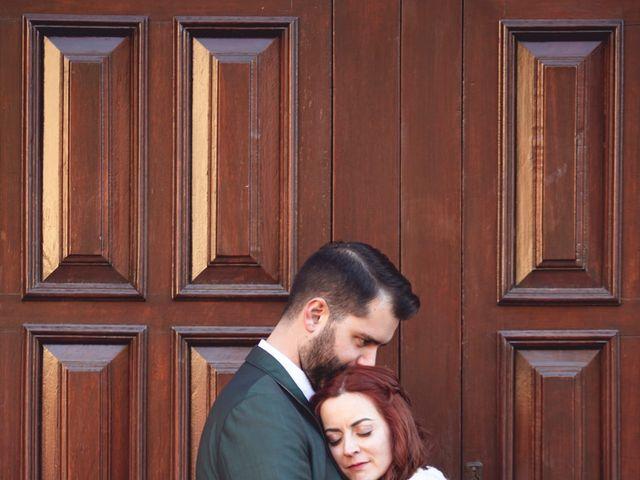 La boda de Ricardo  y Raquel  en León, León 6