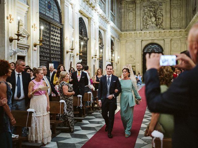 La boda de José Manuel y Fátima en Sevilla, Sevilla 35