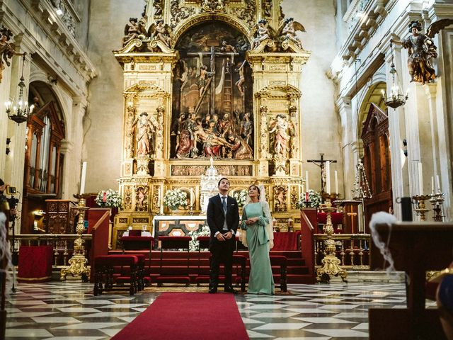La boda de José Manuel y Fátima en Sevilla, Sevilla 37