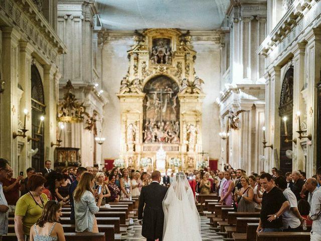 La boda de José Manuel y Fátima en Sevilla, Sevilla 41