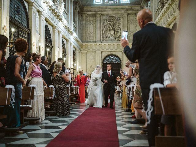 La boda de José Manuel y Fátima en Sevilla, Sevilla 42