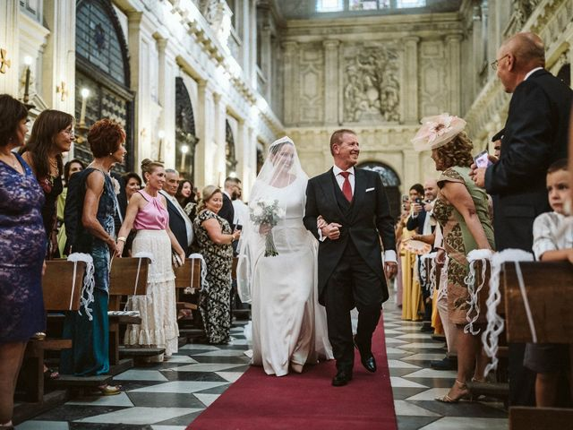 La boda de José Manuel y Fátima en Sevilla, Sevilla 43