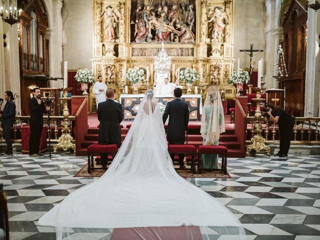 La boda de José Manuel y Fátima en Sevilla, Sevilla 46
