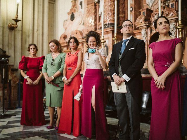 La boda de José Manuel y Fátima en Sevilla, Sevilla 50