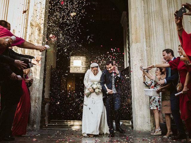 La boda de José Manuel y Fátima en Sevilla, Sevilla 65