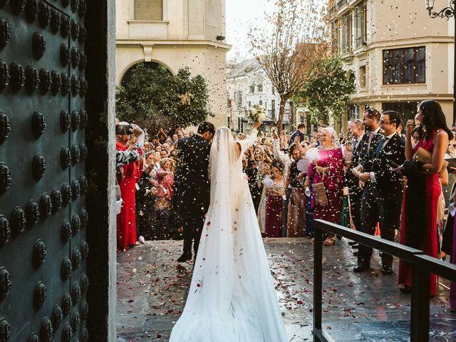 La boda de José Manuel y Fátima en Sevilla, Sevilla 68