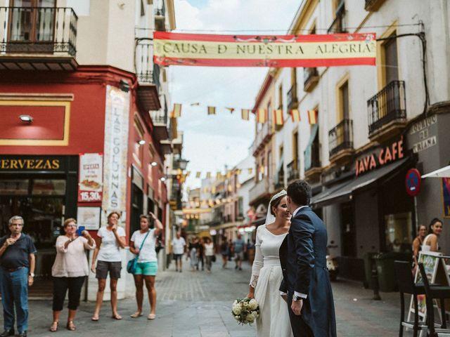 La boda de José Manuel y Fátima en Sevilla, Sevilla 78