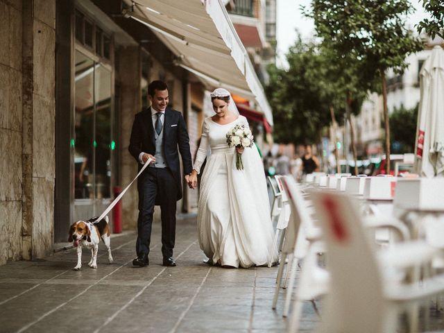La boda de José Manuel y Fátima en Sevilla, Sevilla 81