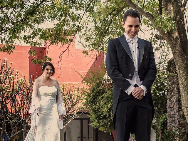 La boda de Alex y Fer en Toledo, Toledo 6