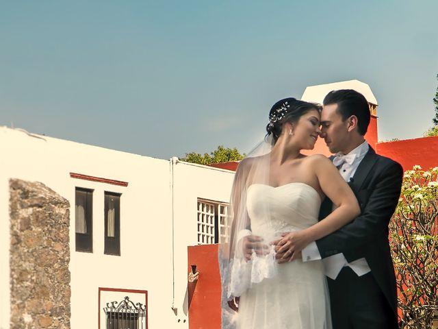 La boda de Alex y Fer en Toledo, Toledo 7