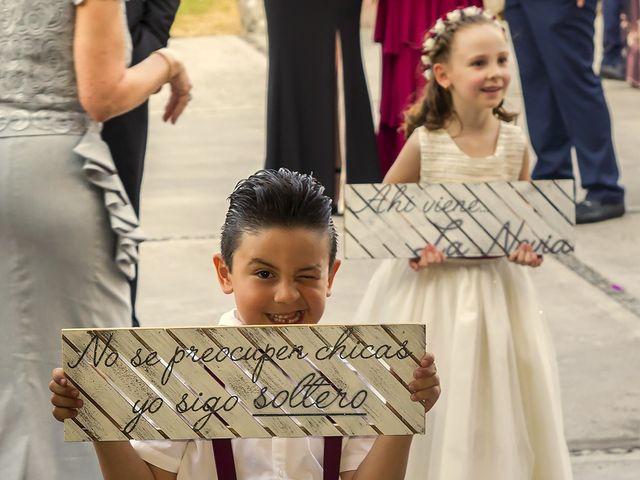 La boda de Alex y Fer en Toledo, Toledo 12