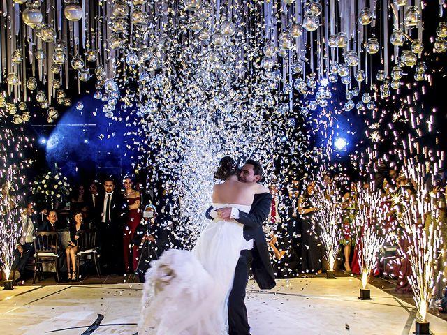 La boda de Fer y Alex