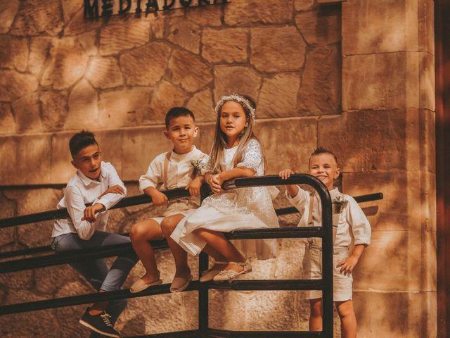 La boda de Jose y Maria Luz en Pueblo Castellanos De Villiquera, Salamanca 10