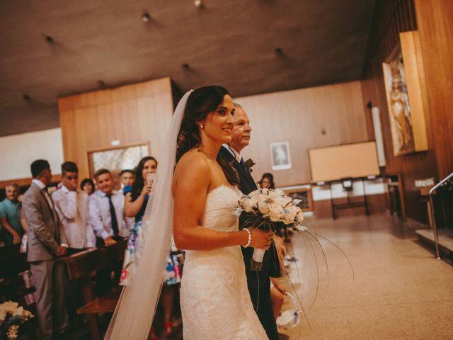 La boda de Jose y Maria Luz en Pueblo Castellanos De Villiquera, Salamanca 16