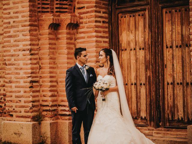 La boda de Jose y Maria Luz en Pueblo Castellanos De Villiquera, Salamanca 21