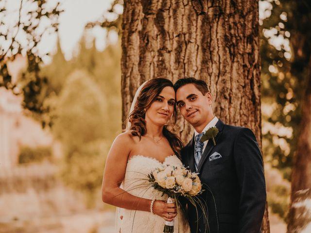 La boda de Jose y Maria Luz en Pueblo Castellanos De Villiquera, Salamanca 24