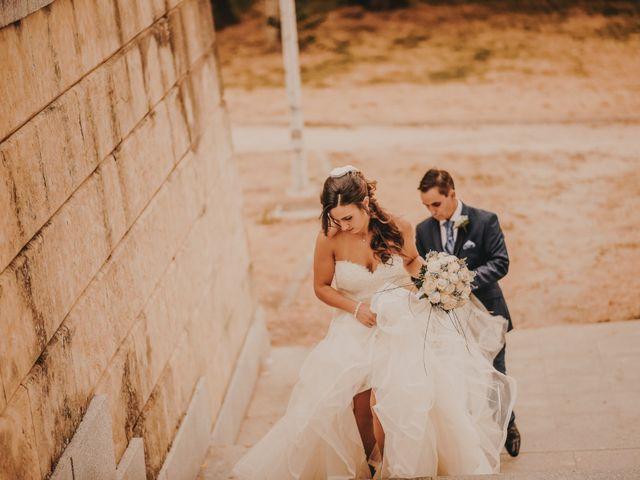 La boda de Jose y Maria Luz en Pueblo Castellanos De Villiquera, Salamanca 26