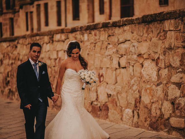 La boda de Jose y Maria Luz en Pueblo Castellanos De Villiquera, Salamanca 28