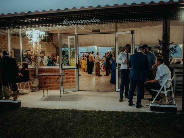 La boda de Jose y Maria Luz en Pueblo Castellanos De Villiquera, Salamanca 38