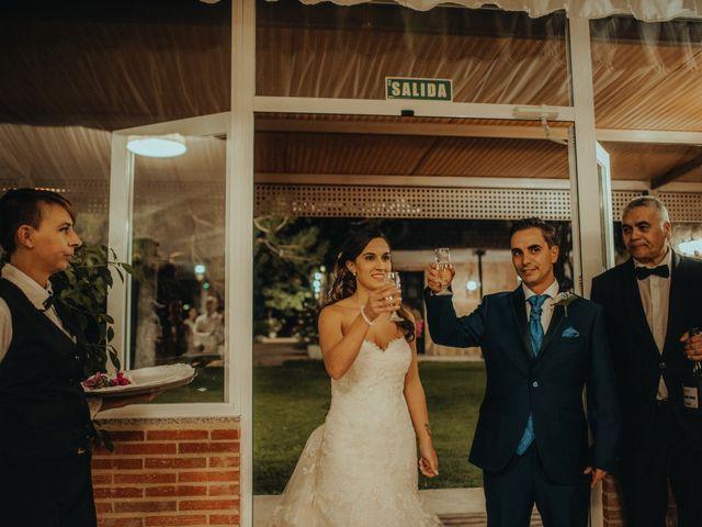 La boda de Jose y Maria Luz en Pueblo Castellanos De Villiquera, Salamanca 39