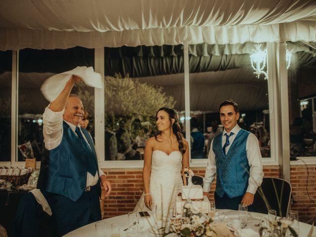 La boda de Jose y Maria Luz en Pueblo Castellanos De Villiquera, Salamanca 40