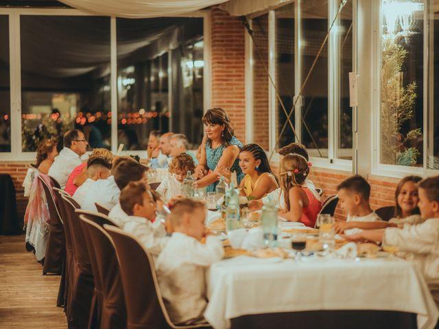 La boda de Jose y Maria Luz en Pueblo Castellanos De Villiquera, Salamanca 42