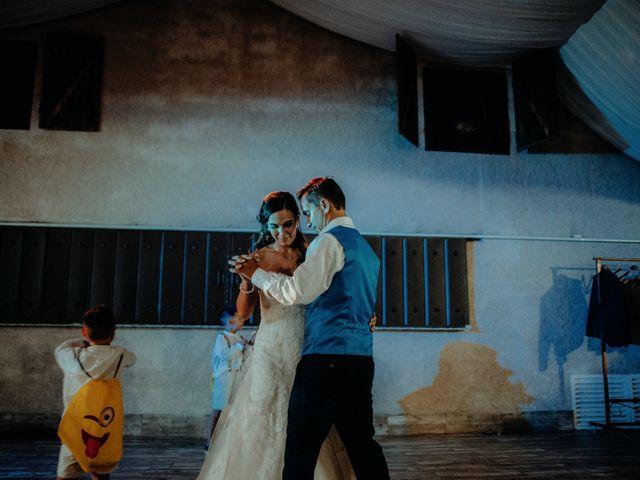 La boda de Jose y Maria Luz en Pueblo Castellanos De Villiquera, Salamanca 43