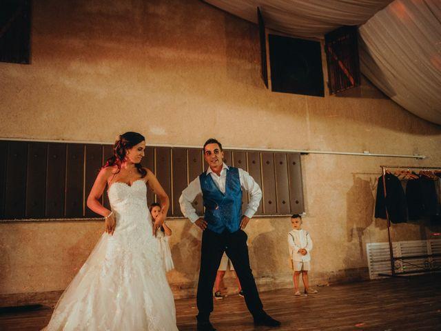 La boda de Jose y Maria Luz en Pueblo Castellanos De Villiquera, Salamanca 46