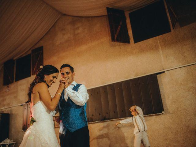 La boda de Jose y Maria Luz en Pueblo Castellanos De Villiquera, Salamanca 47