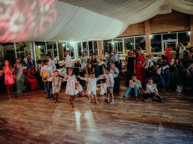 La boda de Jose y Maria Luz en Pueblo Castellanos De Villiquera, Salamanca 48