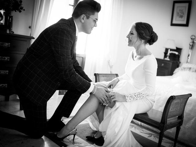 La boda de Diego y Ana en Gerena, Sevilla 14