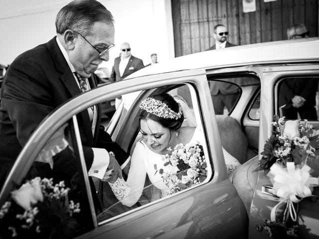 La boda de Diego y Ana en Gerena, Sevilla 20