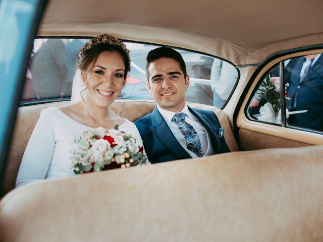 La boda de Diego y Ana en Gerena, Sevilla 24