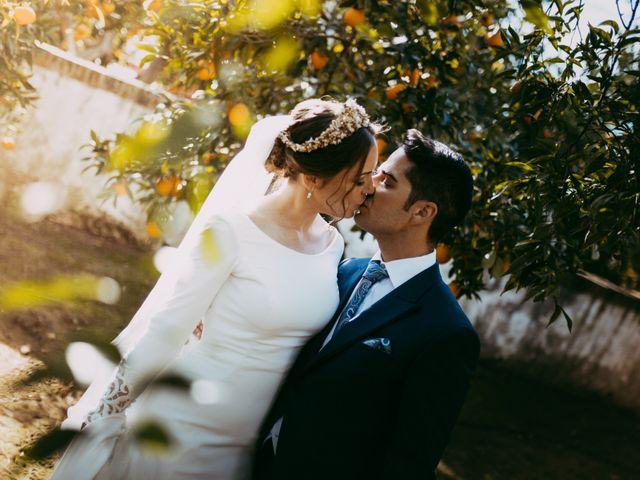 La boda de Diego y Ana en Gerena, Sevilla 25