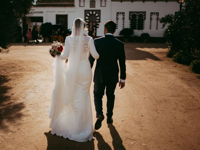 La boda de Diego y Ana en Gerena, Sevilla 27