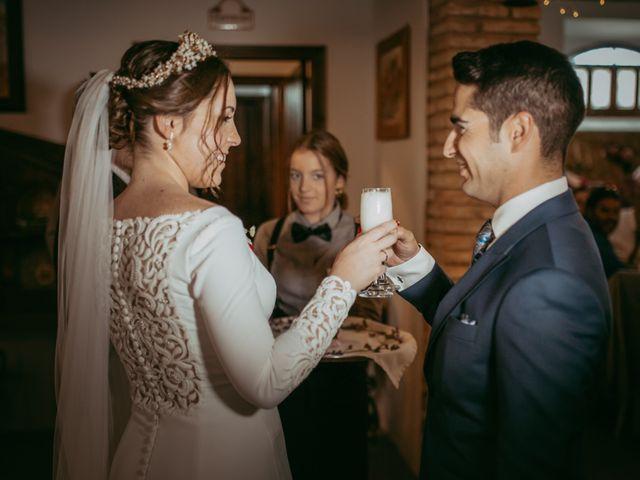 La boda de Diego y Ana en Gerena, Sevilla 29